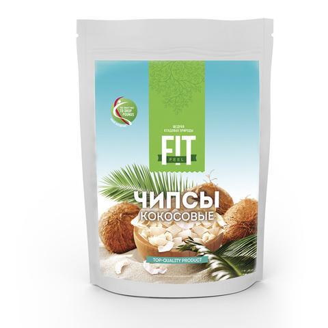 Чипсы кокосовые, 40 гр. (Питэко)