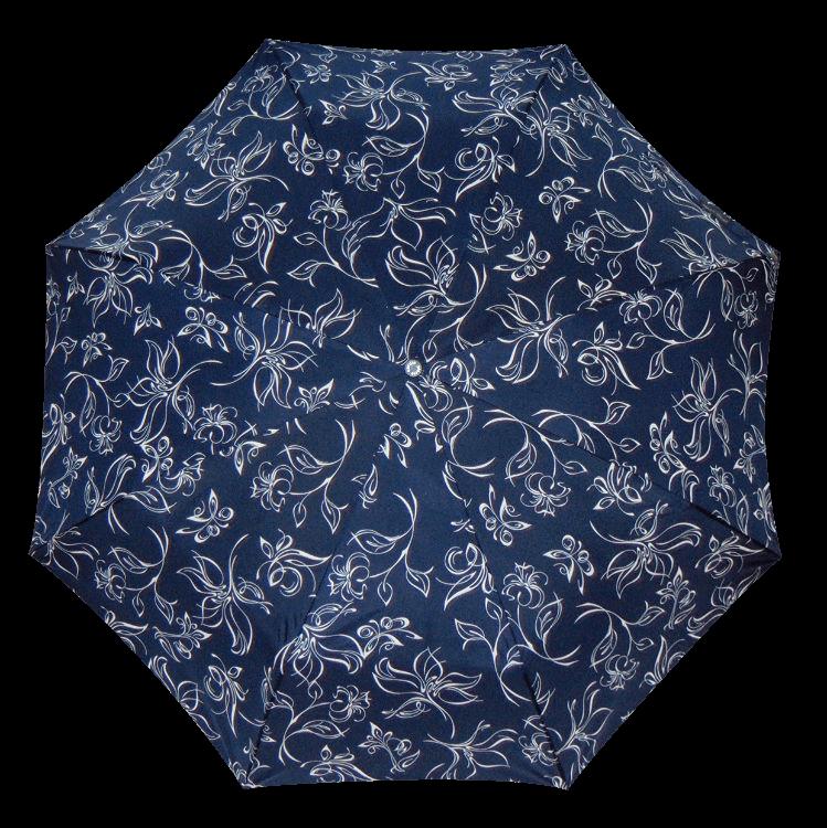 Зонт складной P.Cardin 82575 Croquis de fleurs