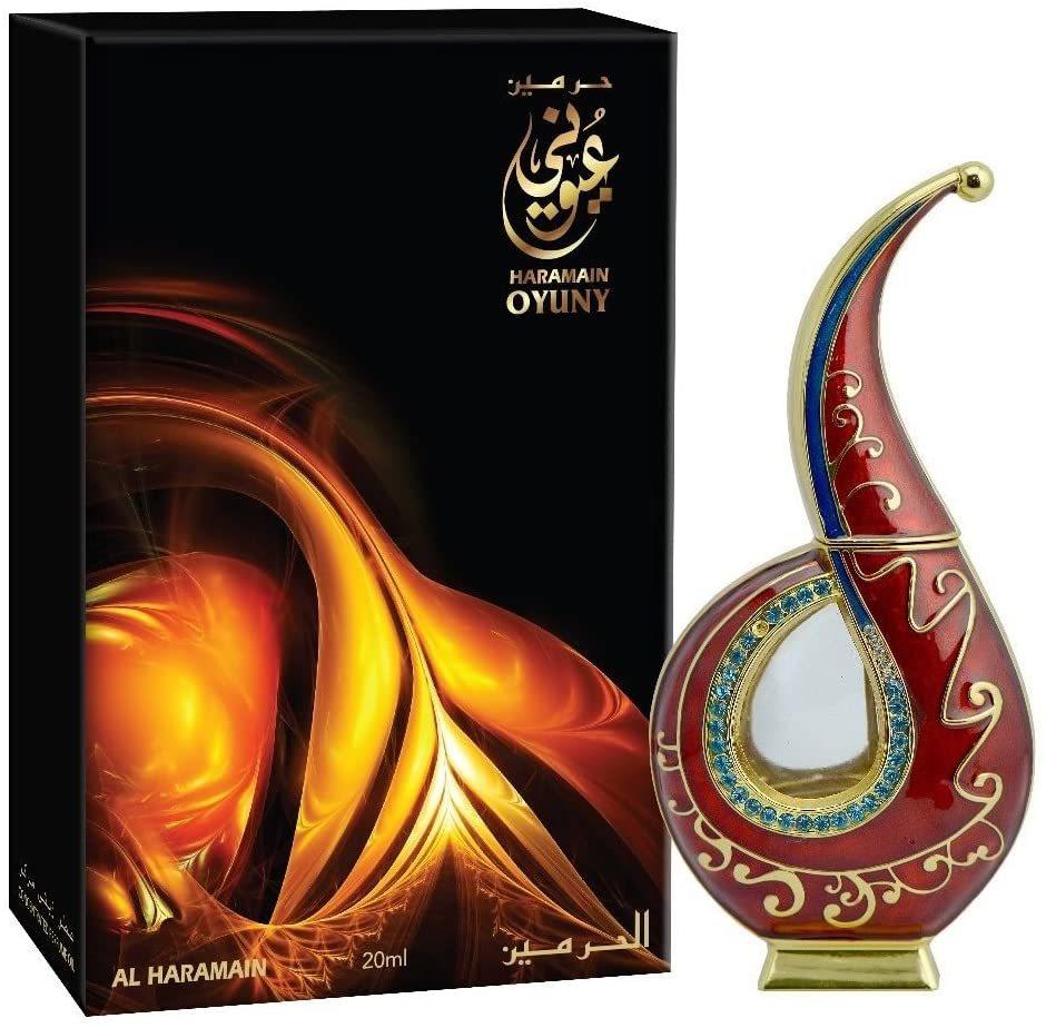 Al Haramain Perfumes Oyuny Perfumed Oil