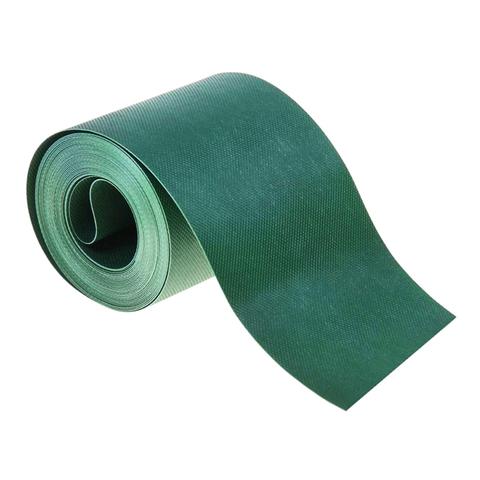 Лента бордюрная h15см 9м цвет зеленый Урожайная сотка