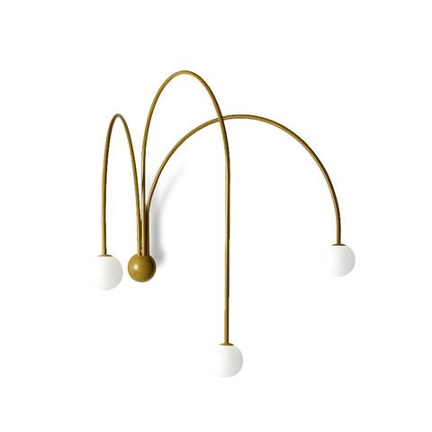Настенный светильник Spring by Michael Anastassiades (золотой)