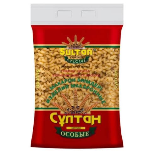 Макароны СУЛТАН Витушки 1,6 кг КАЗАХСТАН
