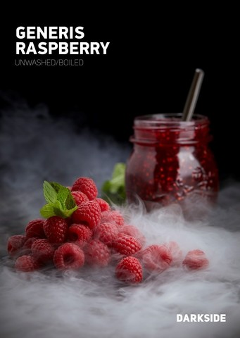 Dark Side Generis Raspberry 100г