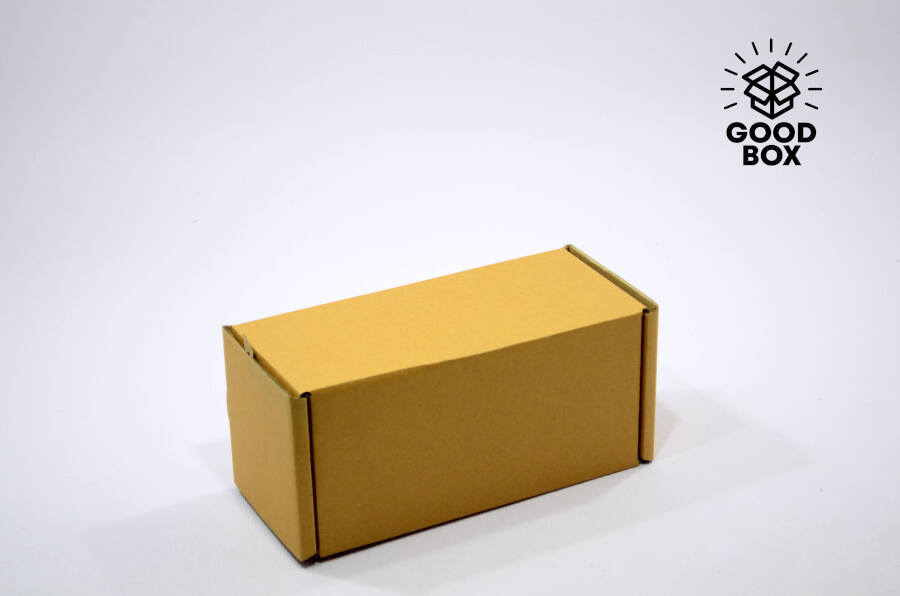 крафт коробка прямоугольная