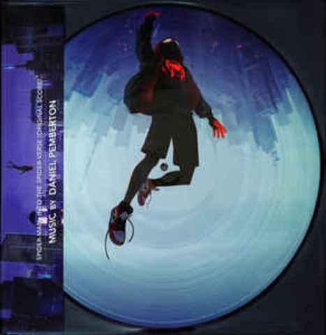 Виниловая пластинка. Into the Spider-Verse Soundtrack
