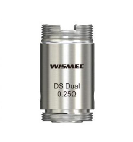 Сменный испаритель Wismec DS DC ORMA*Motiv 0,25 Ω 1шт.