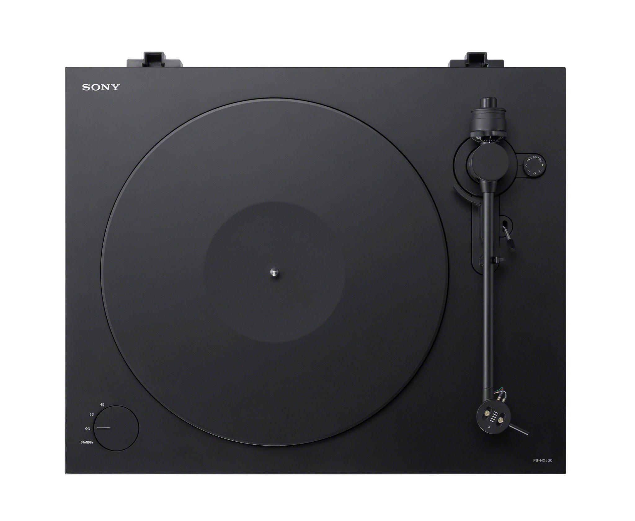 PS-HX500 виниловый проигрыватель Sony