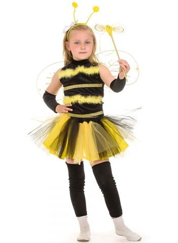 Костюм Пчёлка в пачке 2