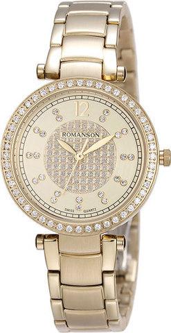 Наручные часы Romanson RM6A03QLG(GD)