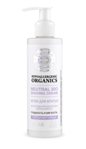 Крем для бритья 200мл (Planeta Organica Pure)