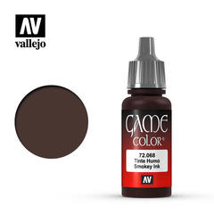 Vallejo Game Color - Smokey Ink 72068 (17 мл)