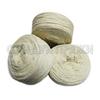 Пряжа таблетка, 100% овечья шерсть (белый/суровый)