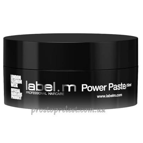 Label.M Power Paste - Паста текстуруюча