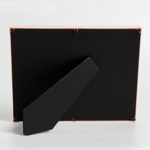 Фоторамка пластик на 2 фото 10х10, 10х15 см