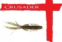 Мягкая приманка Crusader No.01 80мм, цв.005, 10шт.