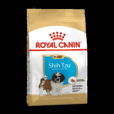 Royal Canin Shih Tzu Puppy Сухой корм для щенков породы Ши-тцу
