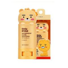 Солнцезащитный стик CHARACTER WORLD Kakao Friends Waterproof Clear Sun Stick SPF50+ PA+++ 14.5g
