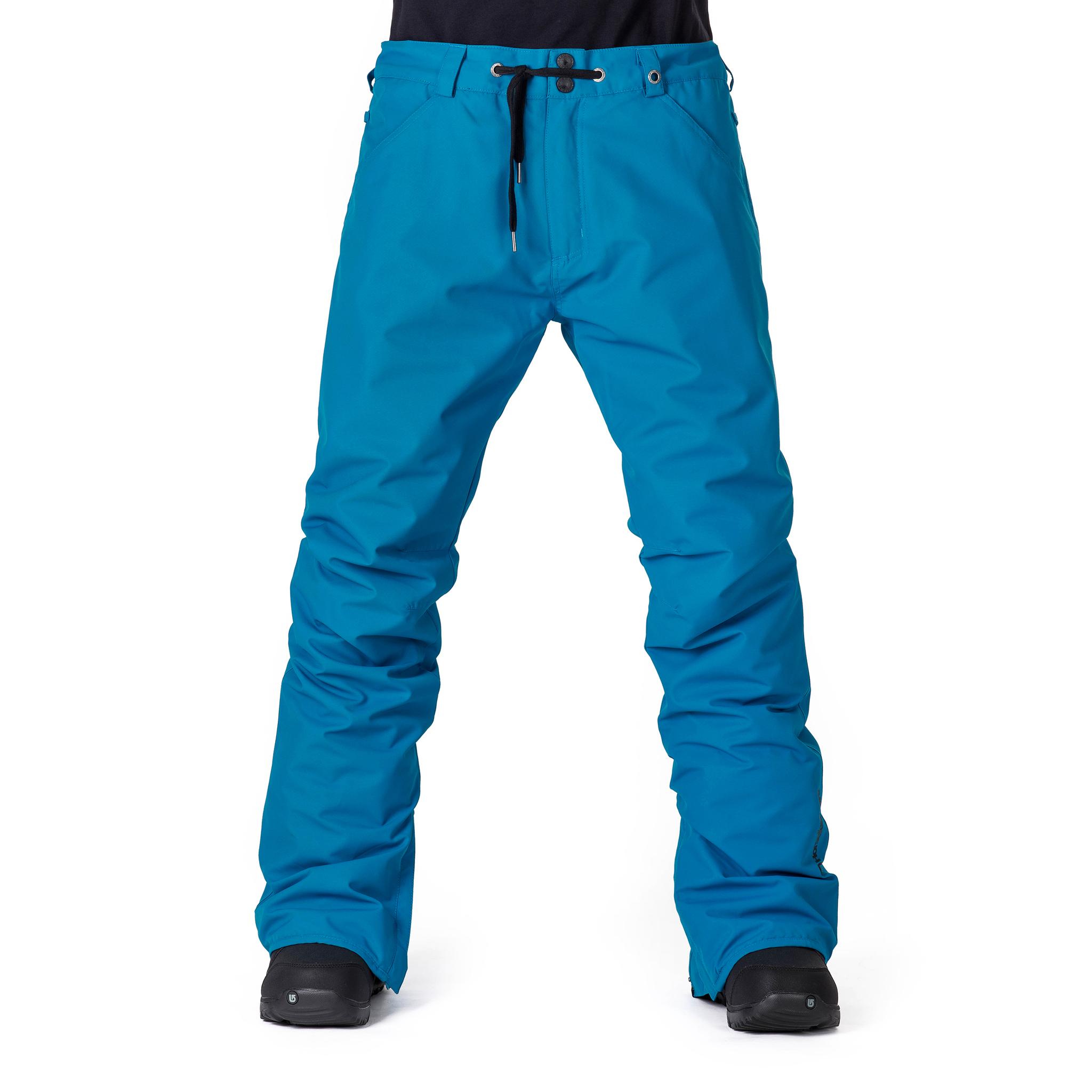 Брюки сноубордические Horsefeathers CHEVIOT PANTS (blue)