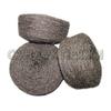 Пряжа таблетка, 100% овечья шерсть (кофейный)
