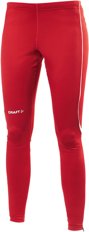 Тайтсы Craft Track and Field мужские красные