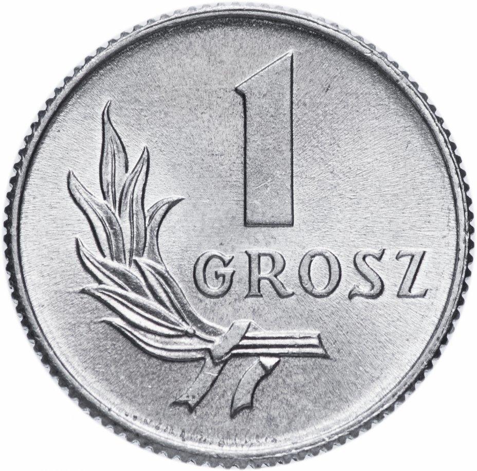 1 грош. Польша. 1949 год. UNC
