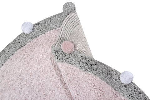 Ковер Lorena Canals Bubbly Soft Pink (120D)