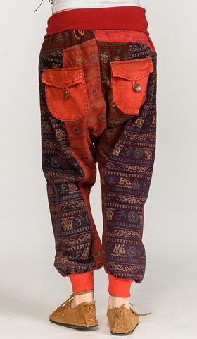 Тайские штаны алладины Бессера