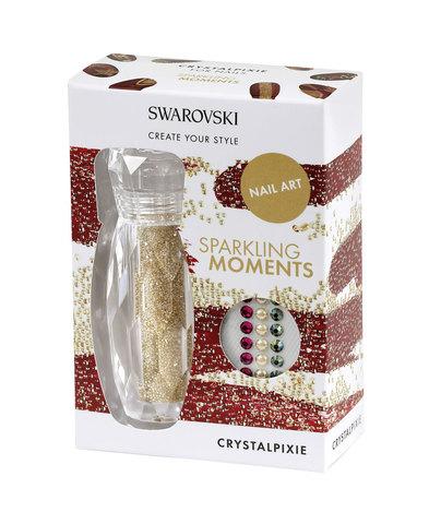 Хрустальная крошка Swarovski NAIL BOX PIXIE Sparkling Moments