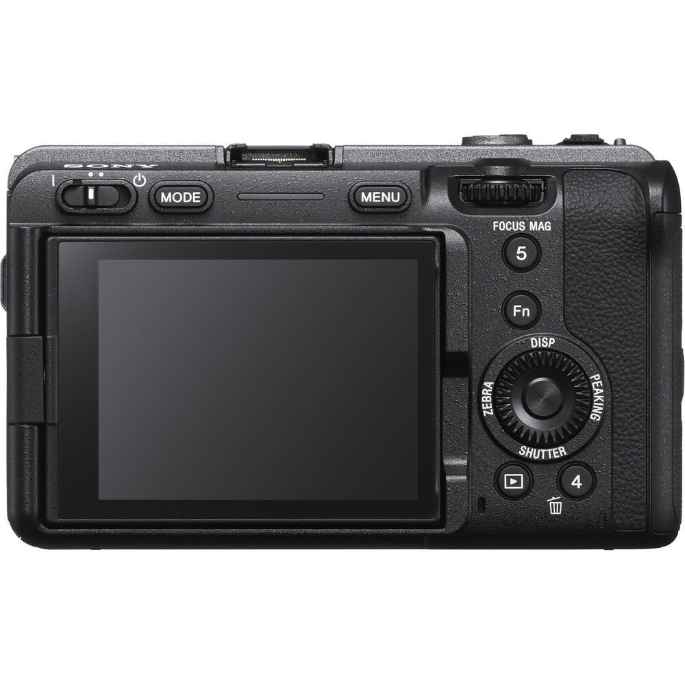 Камера Sony Alpha ILME-FX3 body в официальном интернет-магазине