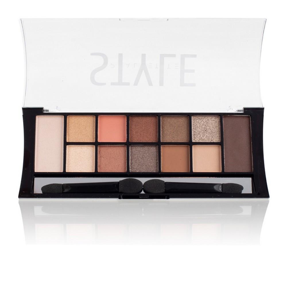 Палитра теней для век Style Palette Eyeshadow