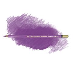 Карандаш художественный акварельный MONDELUZ, цвет 178 фиолетовый красноватый