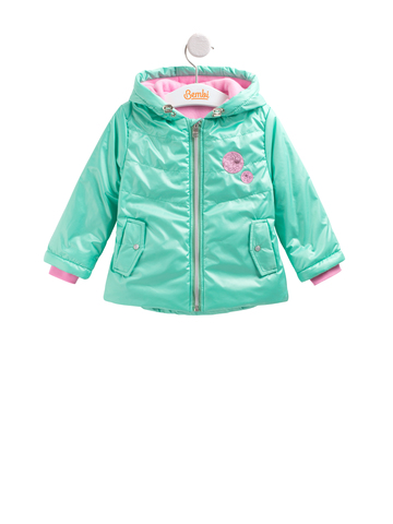 КТ194 Куртка для девочки