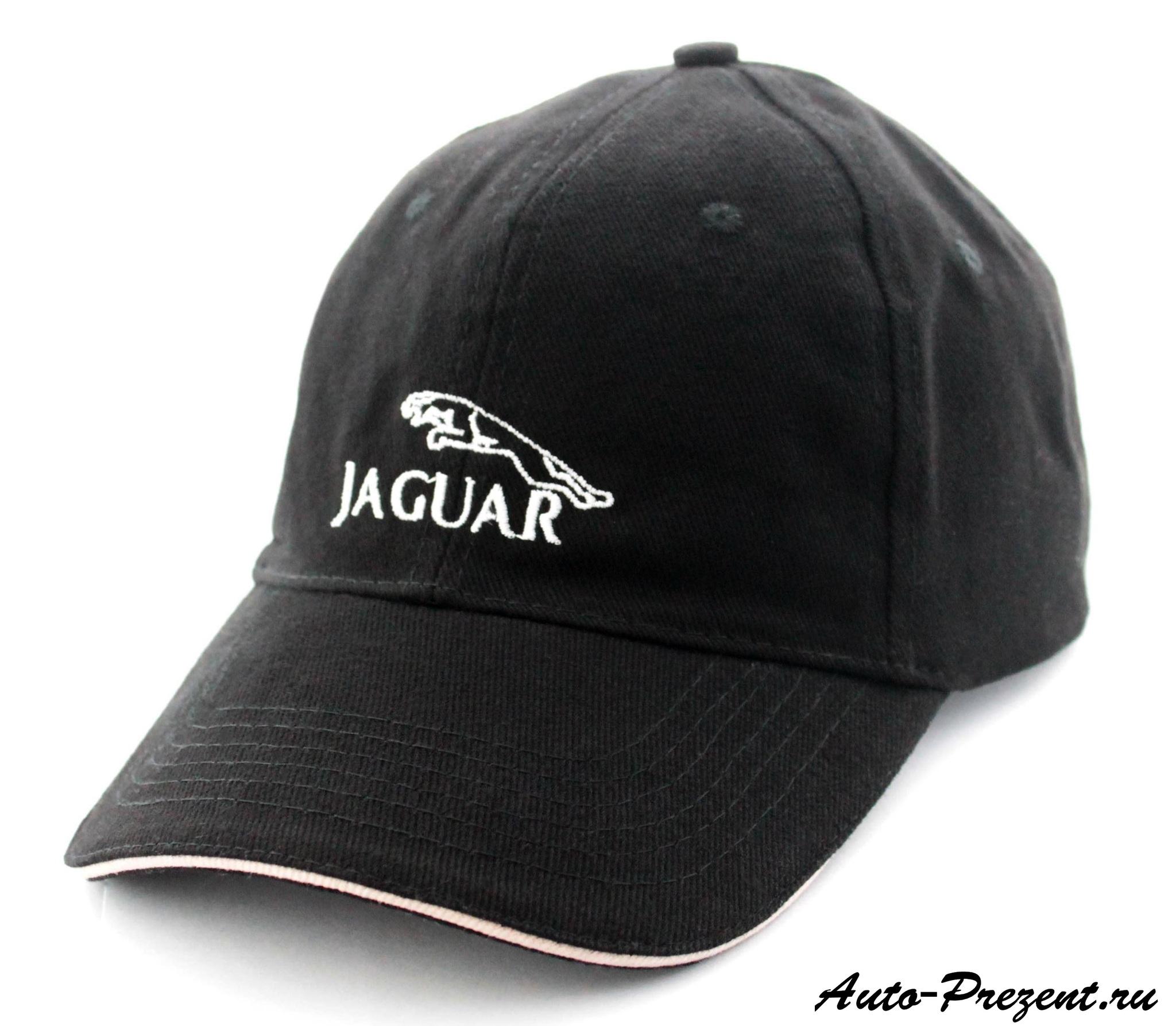 Бейсболка с логотипом JAGUAR
