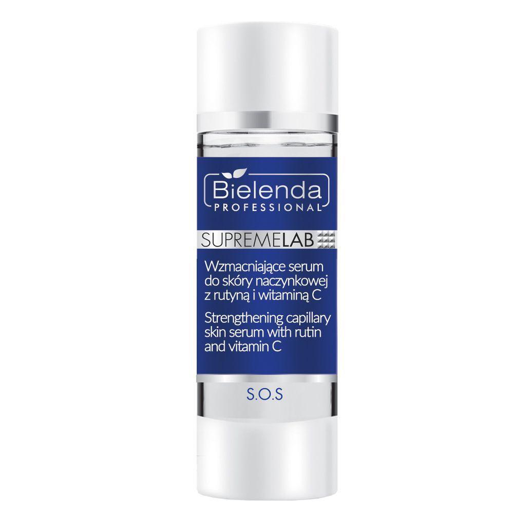 S.O.S Укрепляющая сыворотка для куперозной кожи с рутином и витамином С, 15 мл