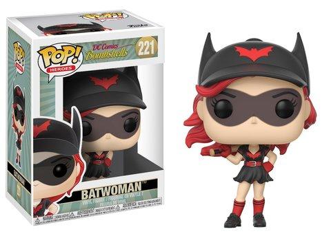 Фигурка Funko POP! Vinyl: DC: DC Bombshells Batwoman 22890