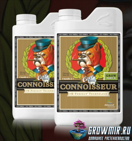 Advanced Nutrients pH Perfect Connoisseur Coco Grow Part A & B (5л)