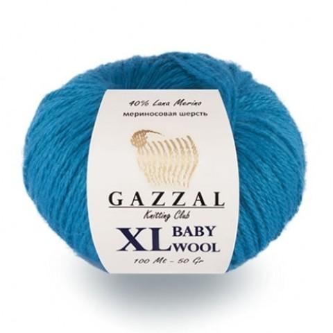 Купить Пряжа Gazzal Baby wool XL | Интернет-магазин пряжи «Пряха»