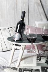 Складной столик для вина, графитовый, фото 3