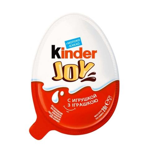 Яйцо шоколадное KINDER Joy Т1*24 ПОЛЬША