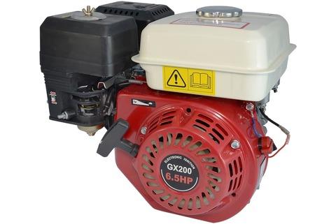 Двигатель GX200 (D=20 mm) аналог Honda GX200 (Хонда GX 200)тип S (D=20 mm)