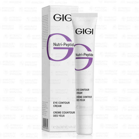 GIGI Nutri-Peptide Eye Contour Cream