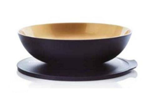 Аллегро чаша в чёрно-золотом цвете (1,5 л)