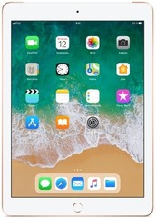 Планшет Apple iPad (2018) 128Gb Wi-Fi + Cellular (Gold)