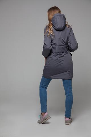 Куртка на синтепоне с капюшоном недорого