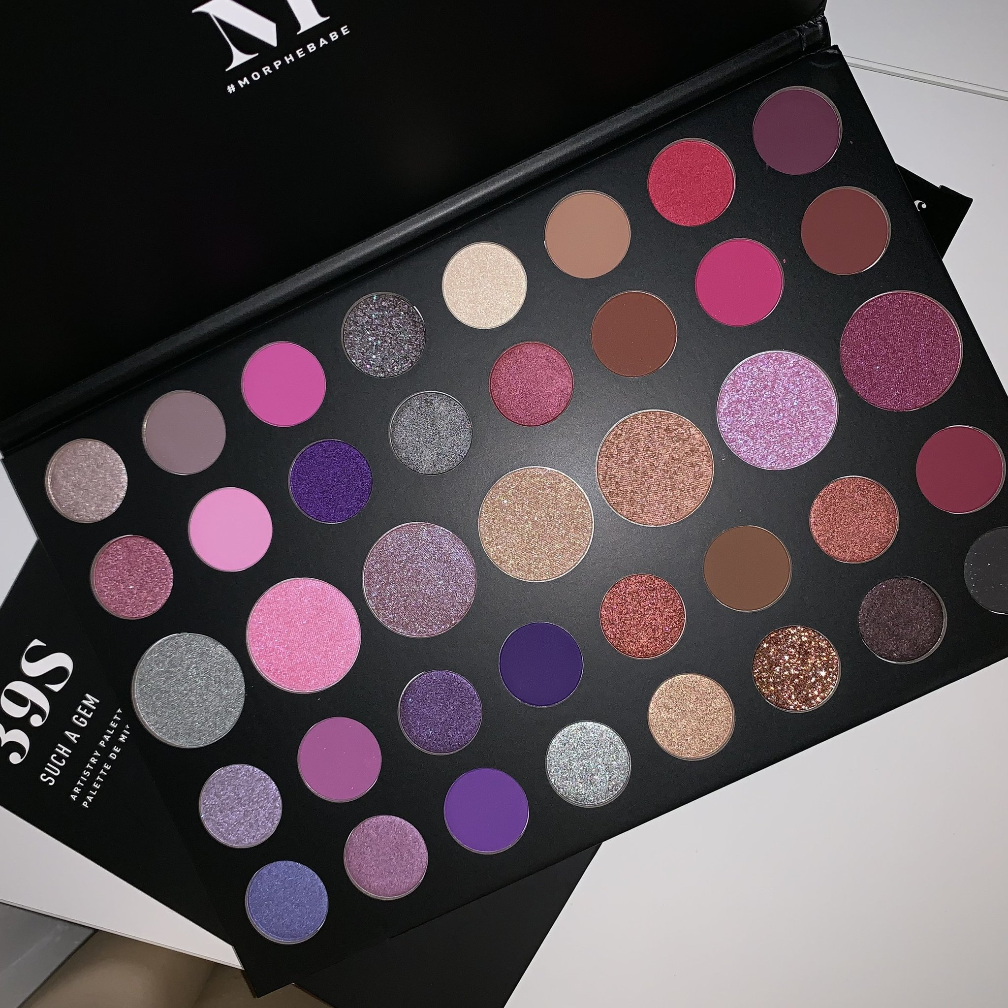 Morphe 39S palette