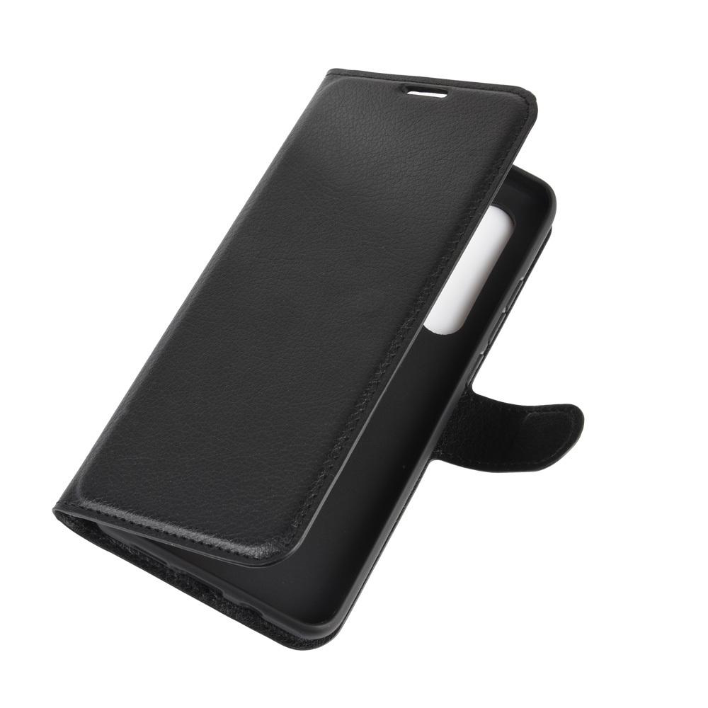 Чехол книжка для Xiaomi Note 10 Lite, с отсеком для карт и подставкой от Caseport