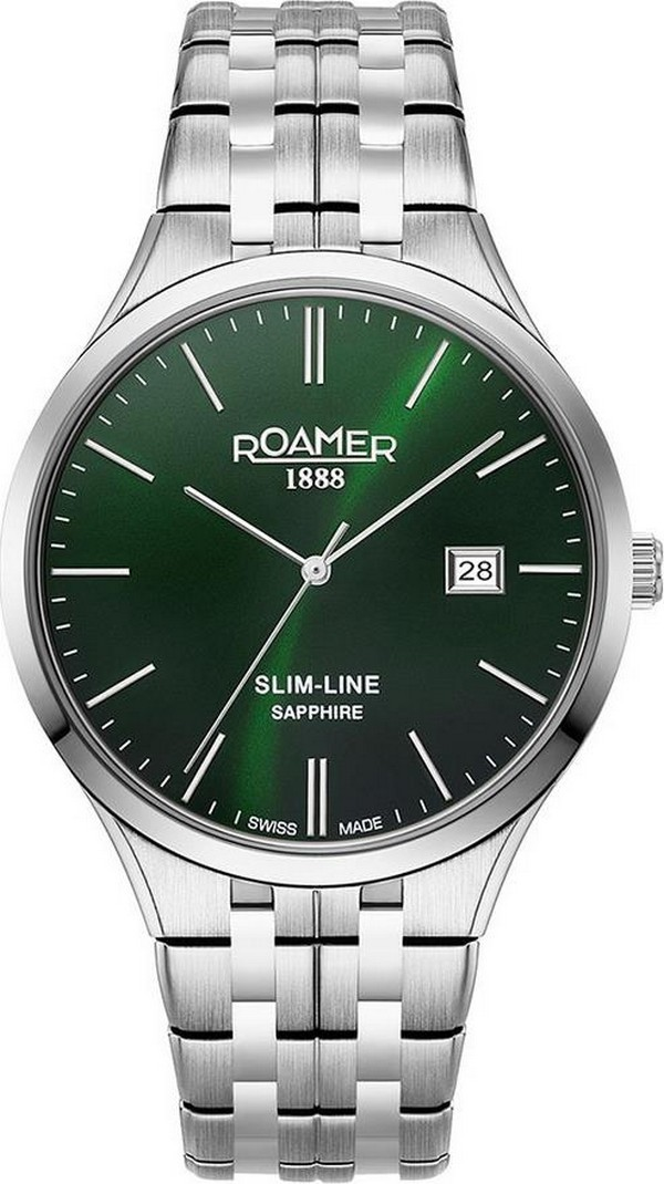 Часы мужские Roamer 512 833 41 75 20 Slime Line Classic