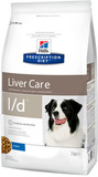 Hill's Prescription Diet L/D Liver Care Сухой корм для собак диета для лечение заболеваний печени 2 кг. (8660)