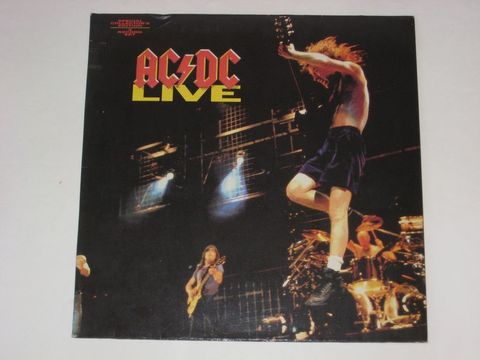 AC/DC / Live (2LP)