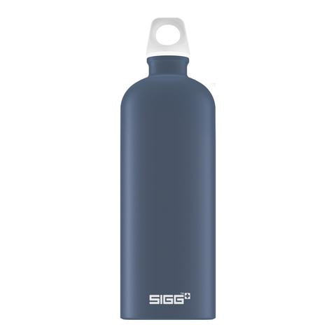 Бутылка Sigg Lucid Midnight Touch (1 литр), синяя